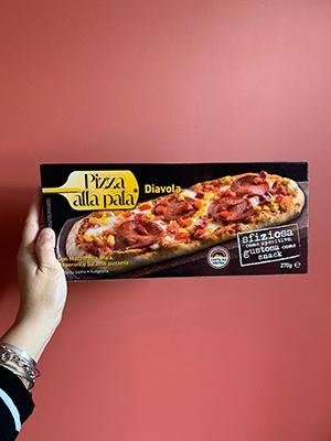 pizza alla diavola svila