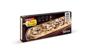 pizza alla pala al tartufo